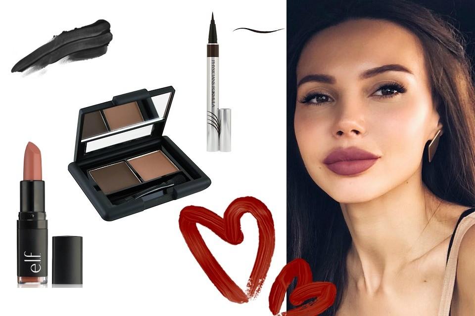 Фотогеничный макияж для Instagram, как у Оксаны Самойловой