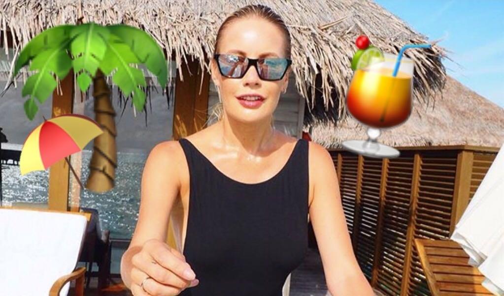 Мини-бикини: как провели лето Полина Гагарина, Ксения Собчак и другие звезды?