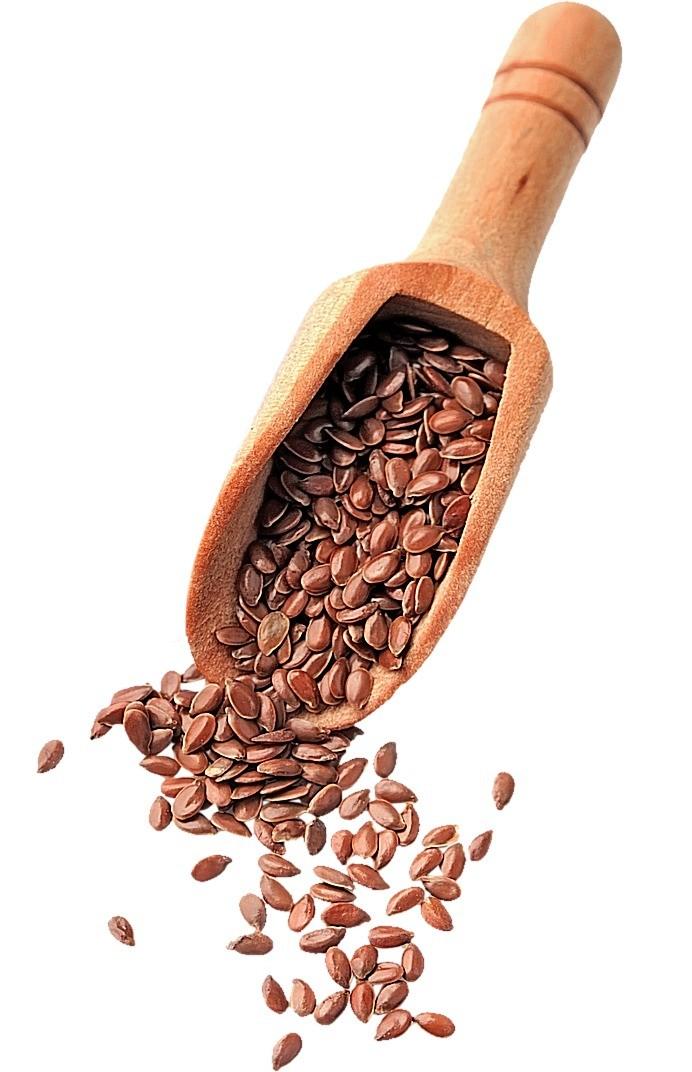 Семена чиа можно легко заменить льняным семенем. Это существенно защитит кошелек. В составе семян льна – полиненасыщенные жирные кислоты омега-3, необходимые для здоровья сердечно-сосудис...