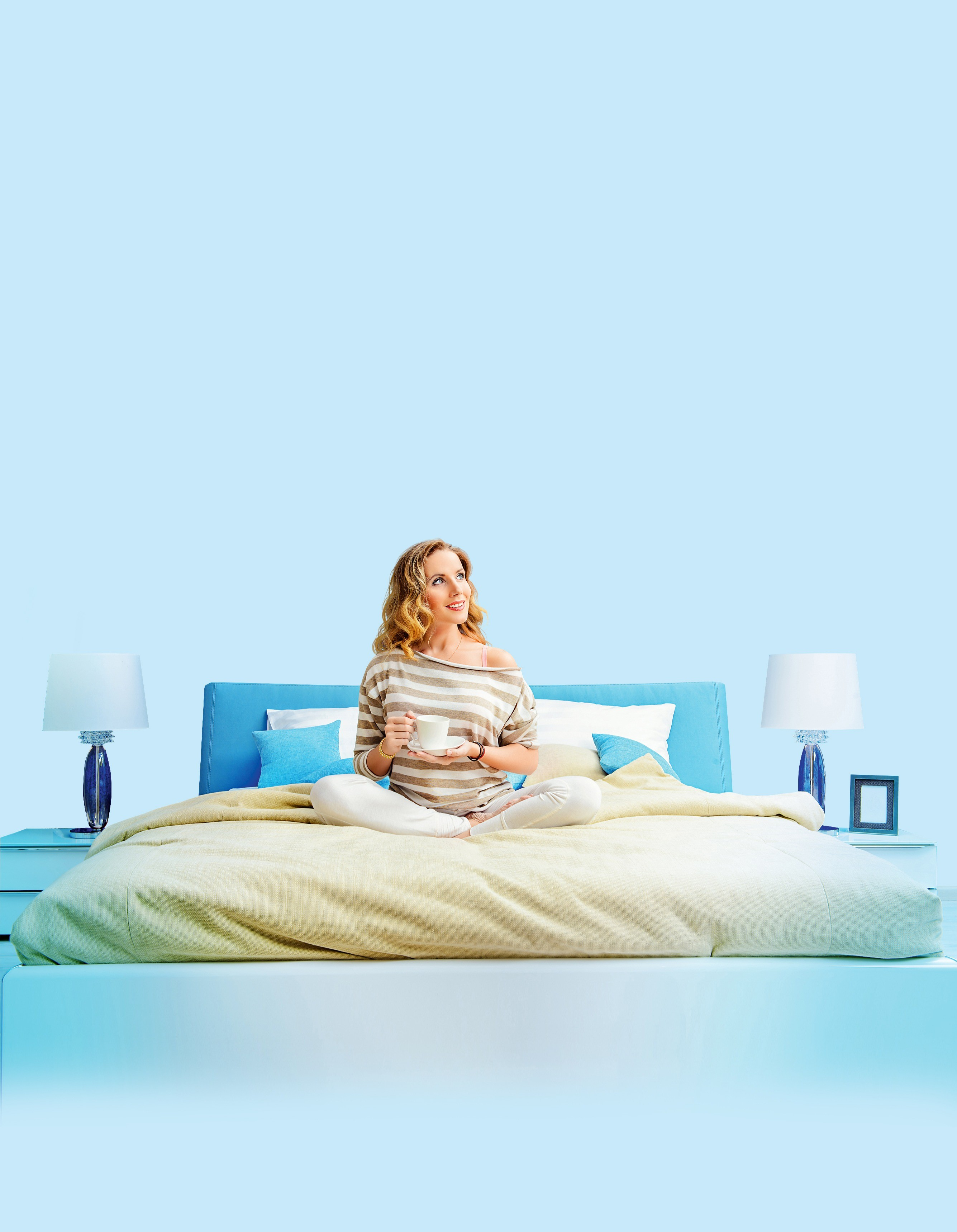 Тест: что интерьер твоей спальни скажет о тебе?