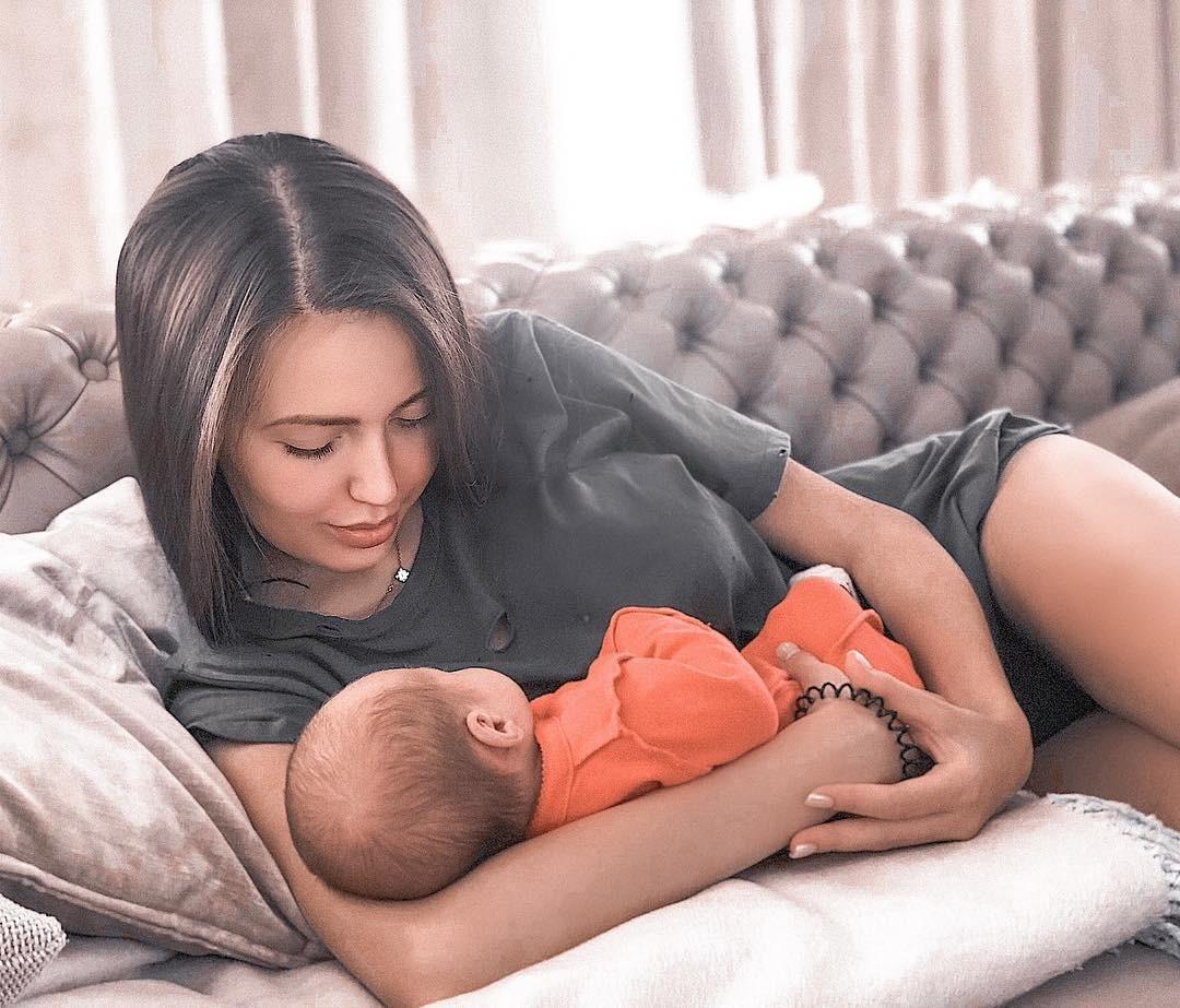 Анастасия Костенко рассказала, почему назвала дочь Миланой