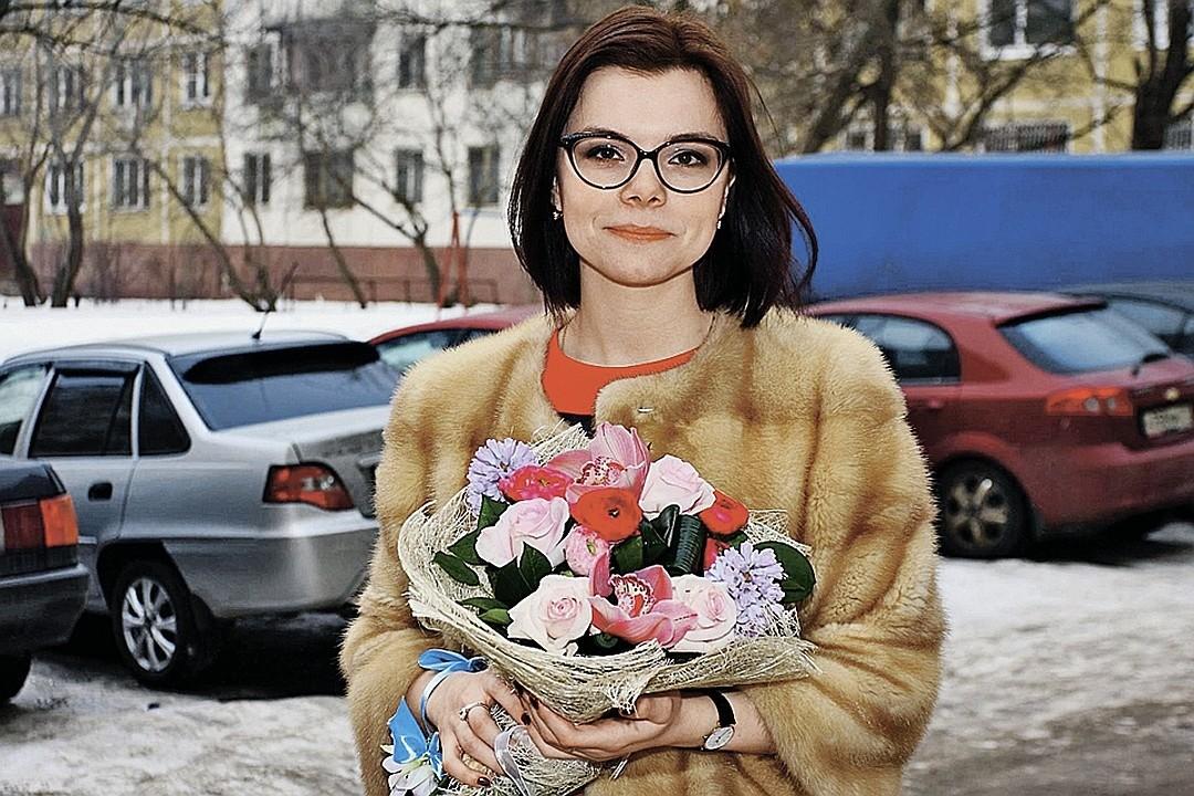 Пальто из норки за 100 тыс. руб.