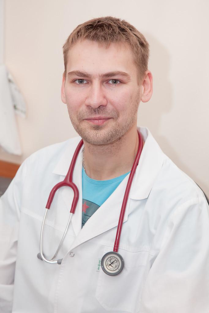 Алексей Косарин, врач-кардиолог, ГКБ №13 Департамент здравоохранения Москвы