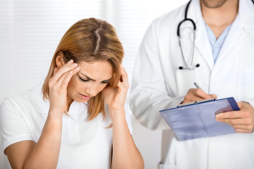 Тест: тебе пора к врачу или к психологу?