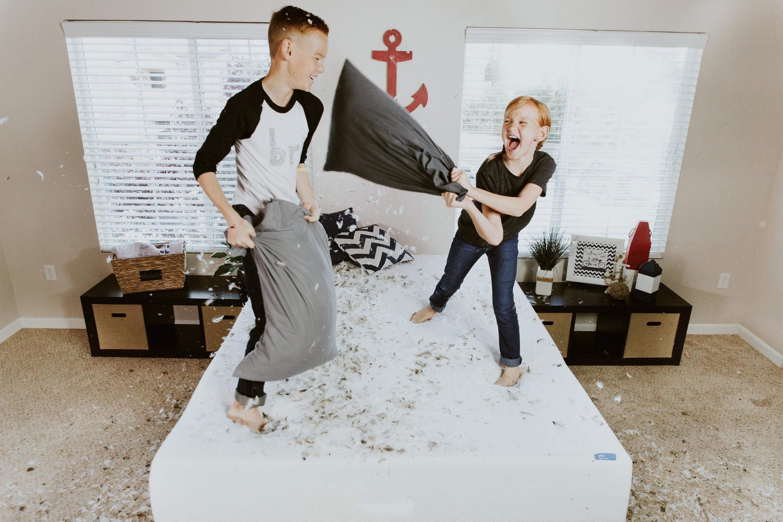 4 совета родителям, готовящим детскую комнату для первоклассника