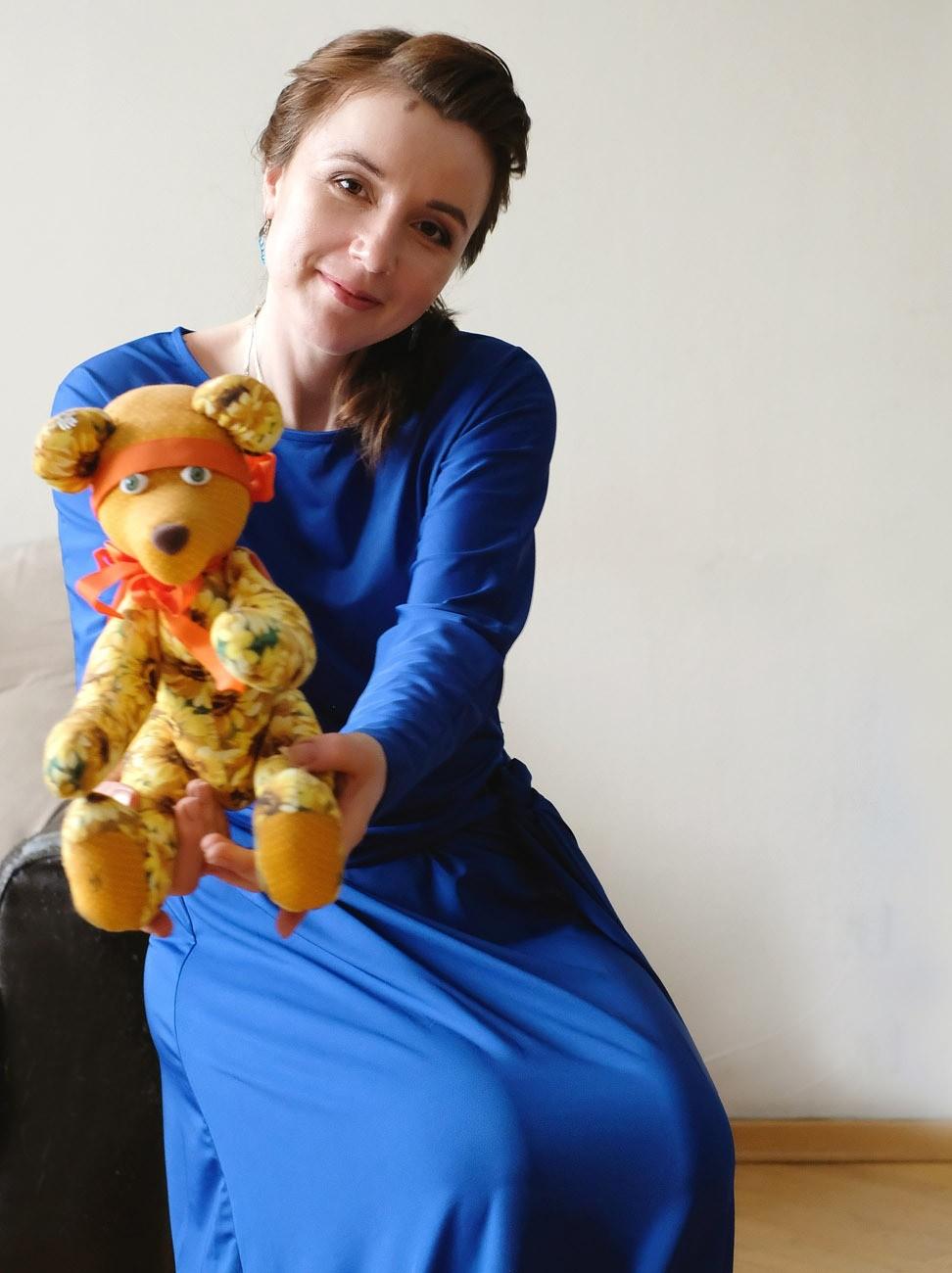 Оксана Синцова