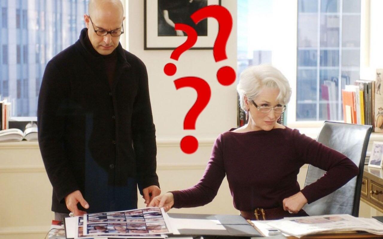 Тест: кем бы ты могла работать в женском журнале?