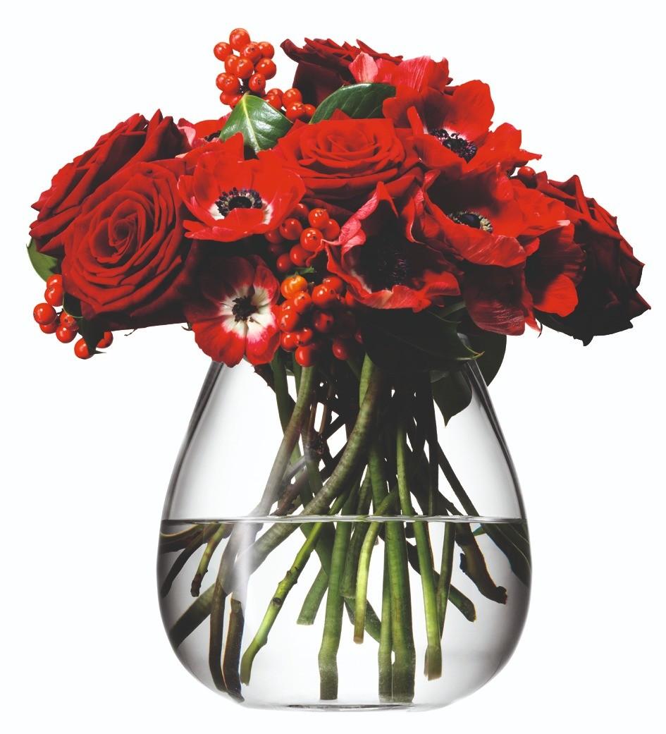 Ваза Flower LSA International (DesignBoom), цена – ок. 2250 руб.
