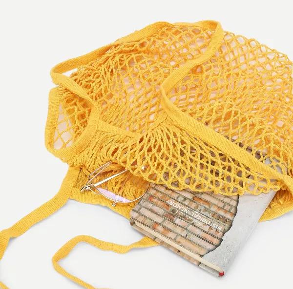 Сумка-плетенка