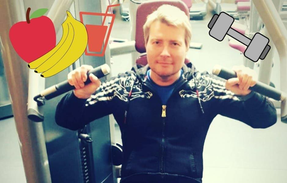 Минус 20 кг: 5 правил диеты Николая Баскова