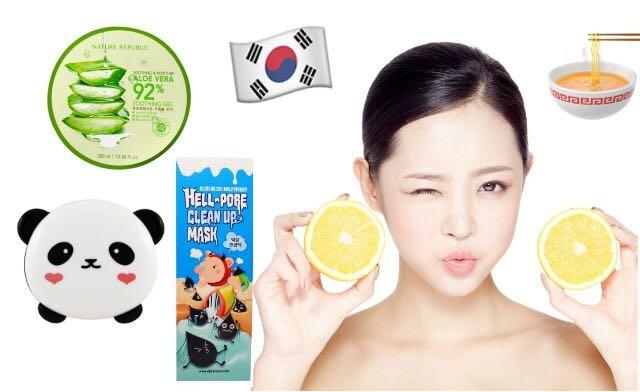 Топ-5 обычных бьюти-средств, которые есть в косметичке каждой кореянки
