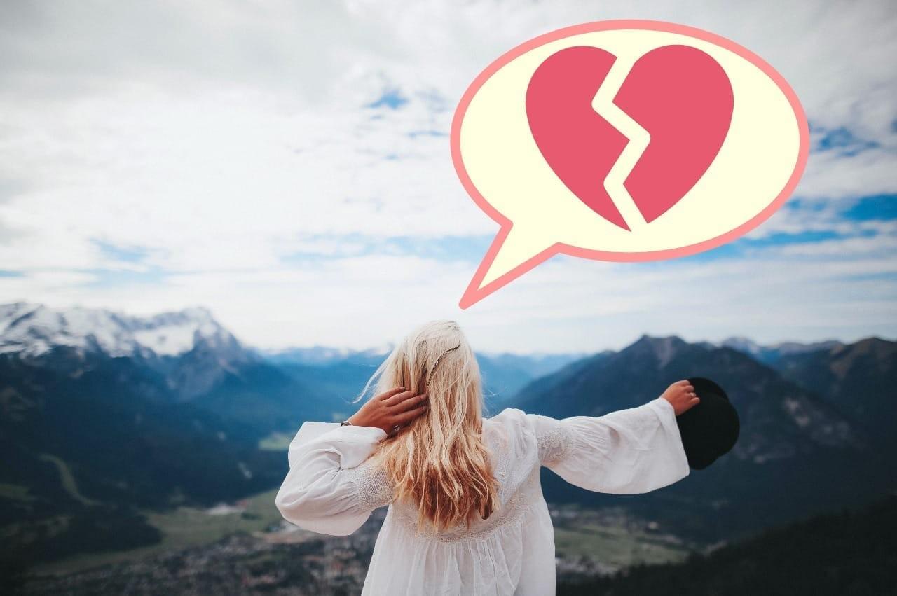 Тест: что точно спасет тебя после расставания?