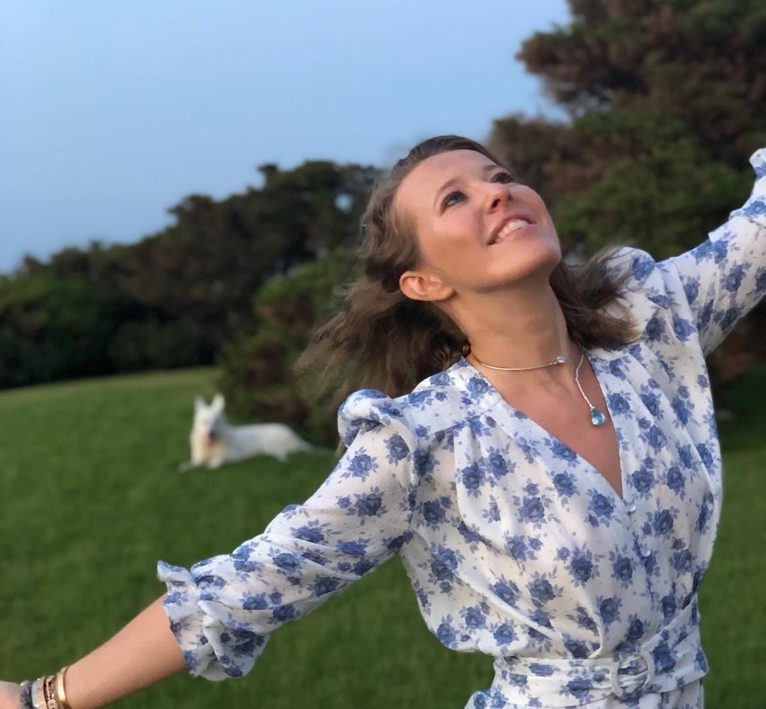 «Минус 3 кг за отпуск»: Ксения Собчак показала, как борется с лишним весом