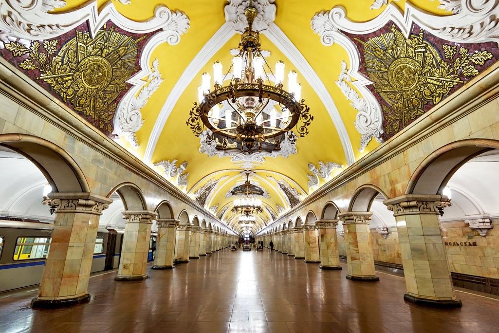 7 вещей, которые нужно сделать в Москве