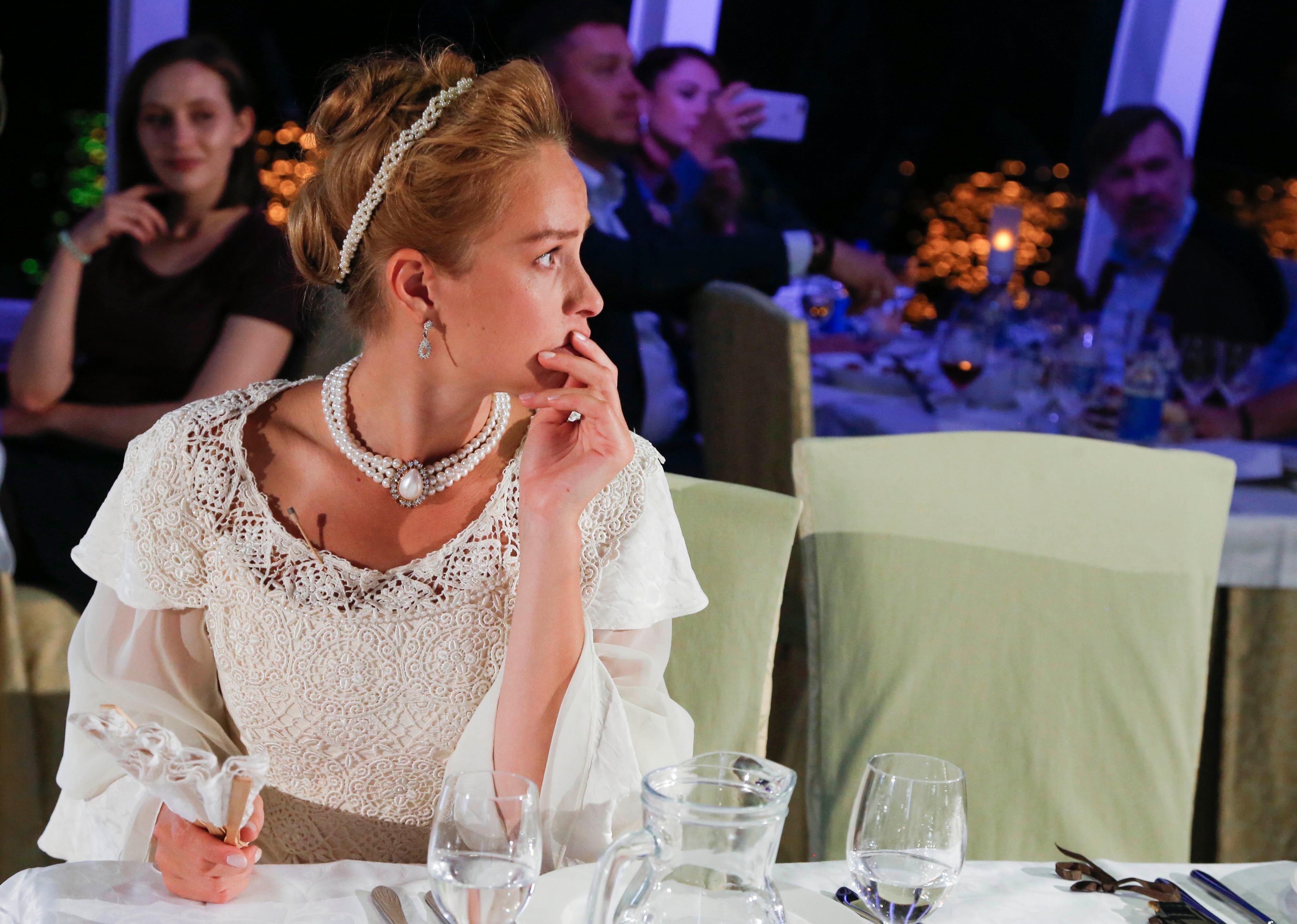 «Ужин с классиком»: новейший формат спектакля в круизе
