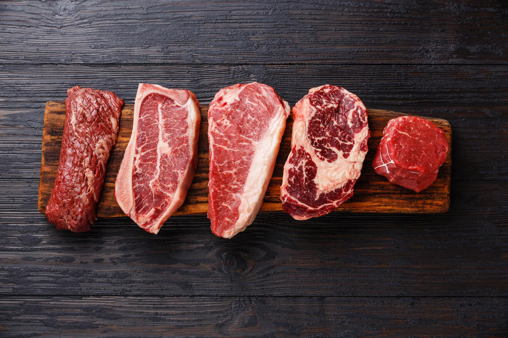 Что на фарш, а что — на гуляш. Какая часть говядины самая лучшая?