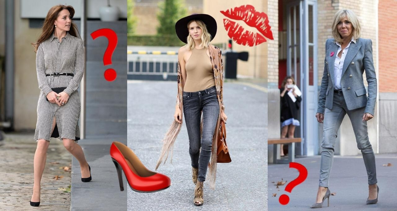 Опрос: кого из знаменитостей ты считаешь иконой стиля?