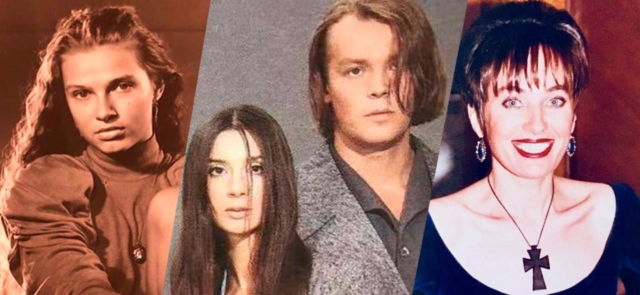 Лариса Гузеева, Эвелина Бледанс и другие звезды показали, как выглядели в «лихие 90-е»