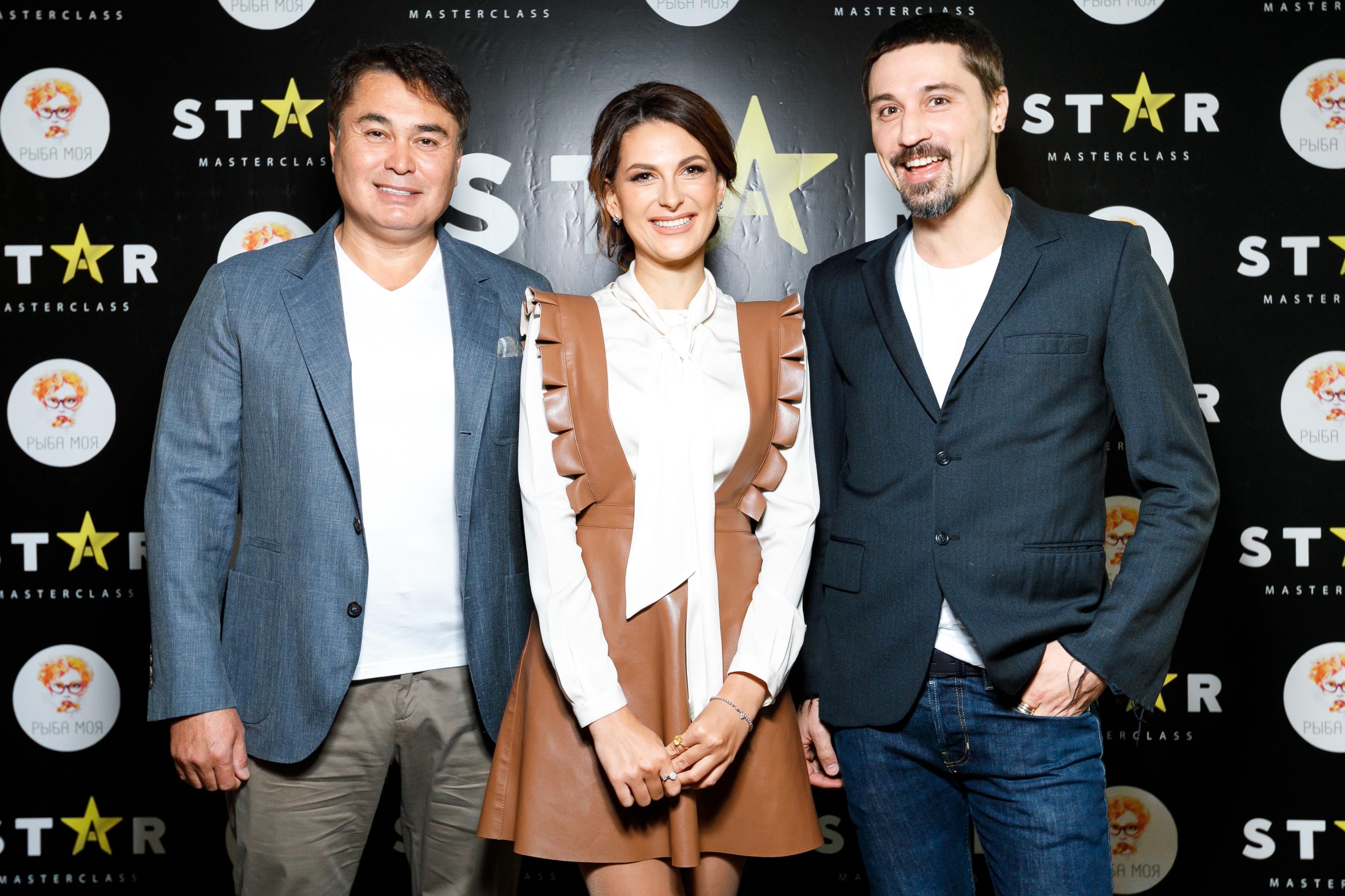 В Москве состоялась презентация звездного проекта StarMasterclass