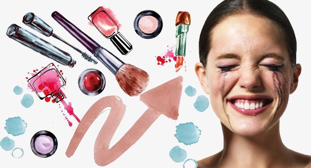 5 трюков макияжа, который не потечет в самую дождливую погоду