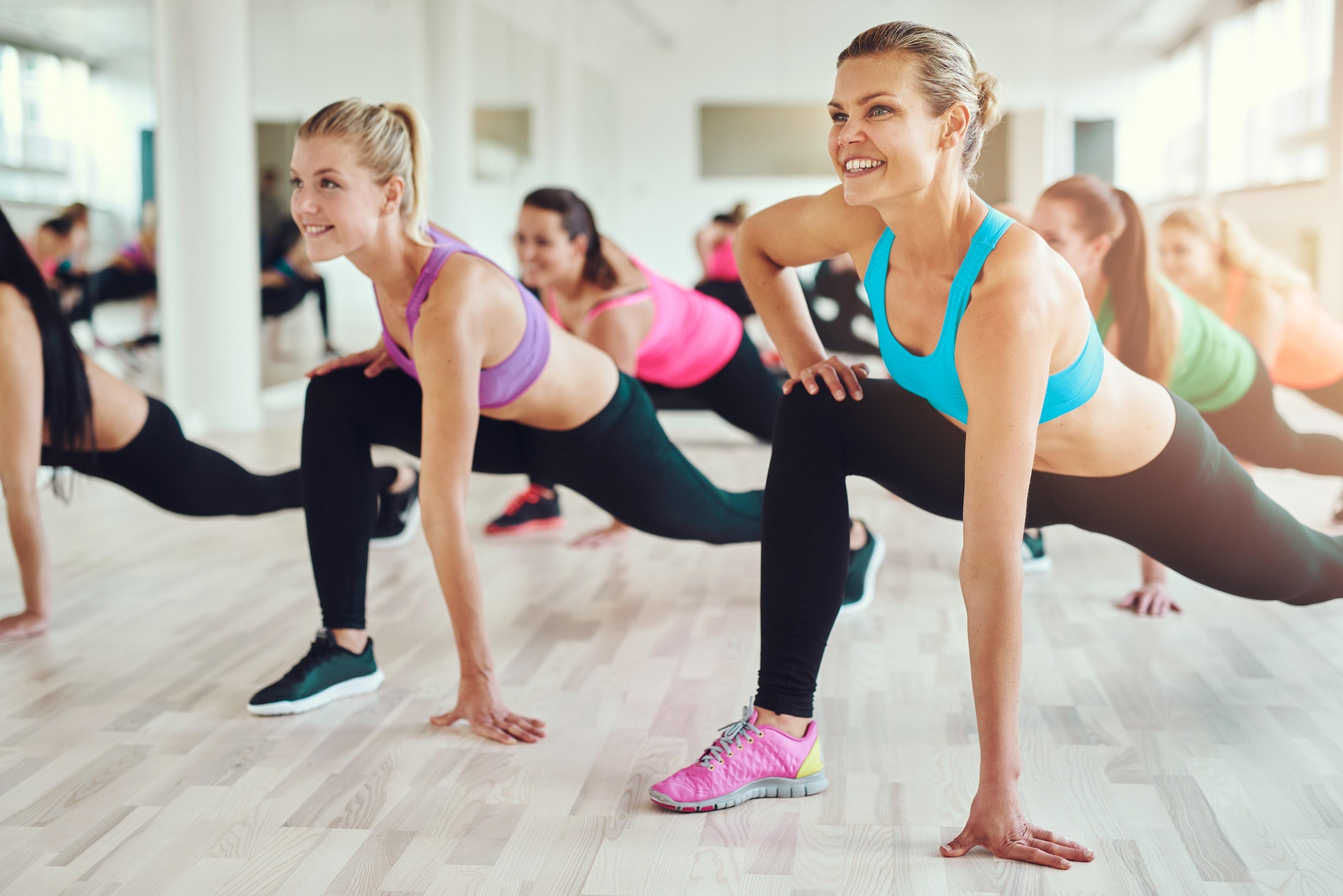 5 крутых и нескучных фитнес-направлений, которые заставят тебя сбросить вес
