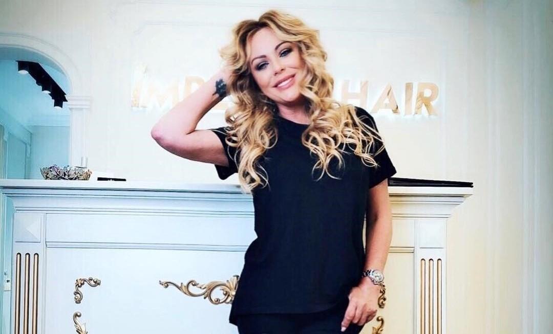 Юлия Началова лишилась большей части волос из-за «болезни богачей»