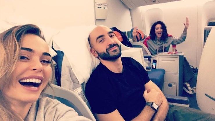 Стало известно, почему Ольга Бузова устроила «пьяный дебош» на борту самолета