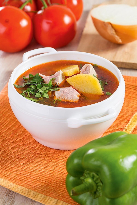 Суп по-испански