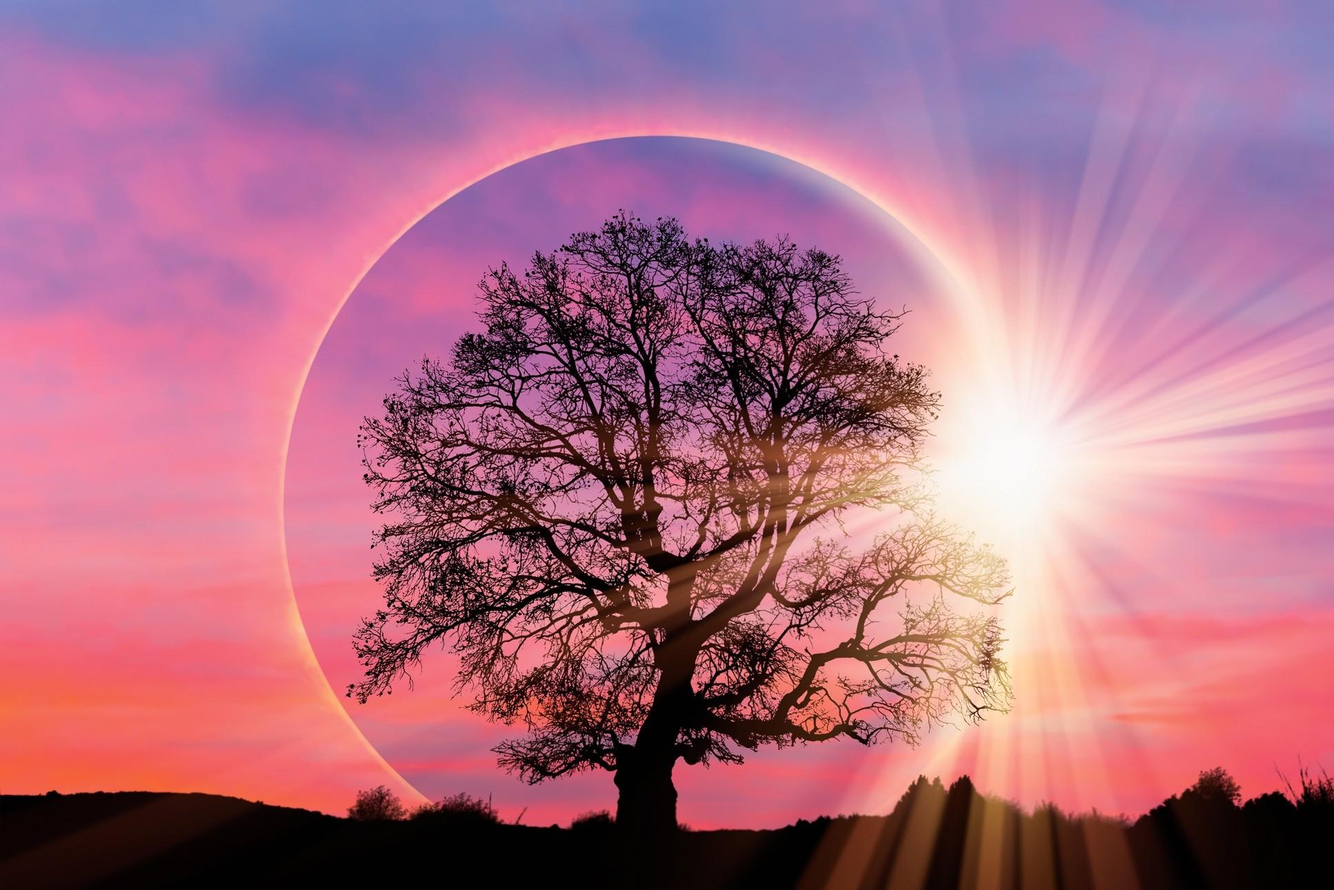 Как на нас влияет энергия затмений?