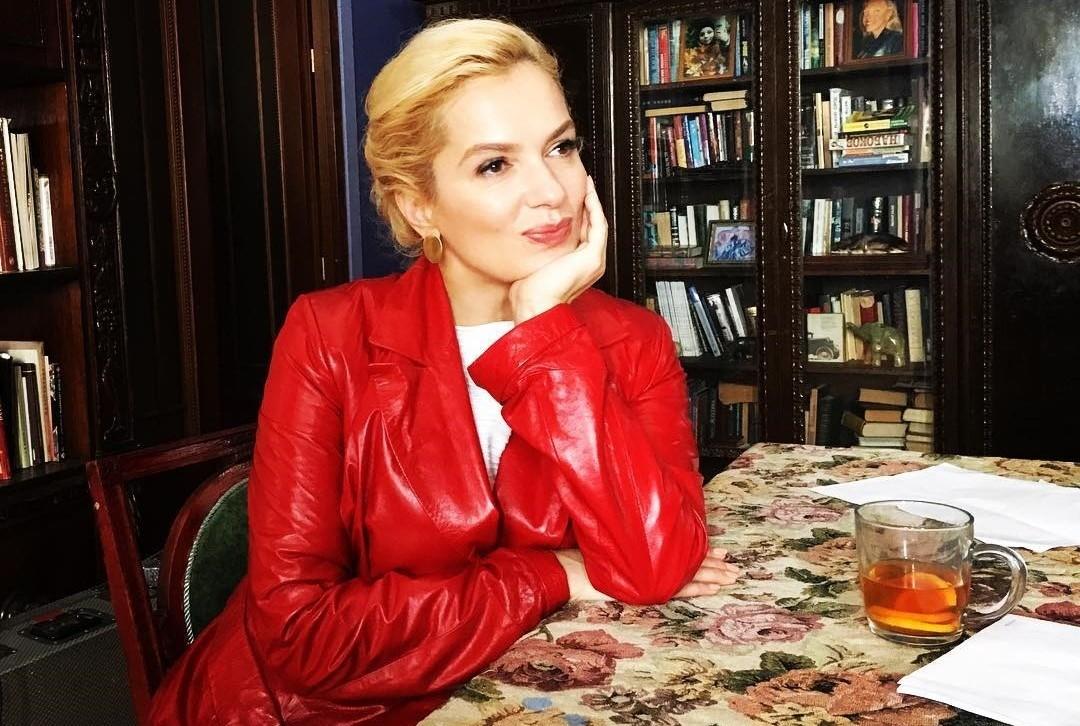 Мария Порошина объяснила, почему развелась с мужем