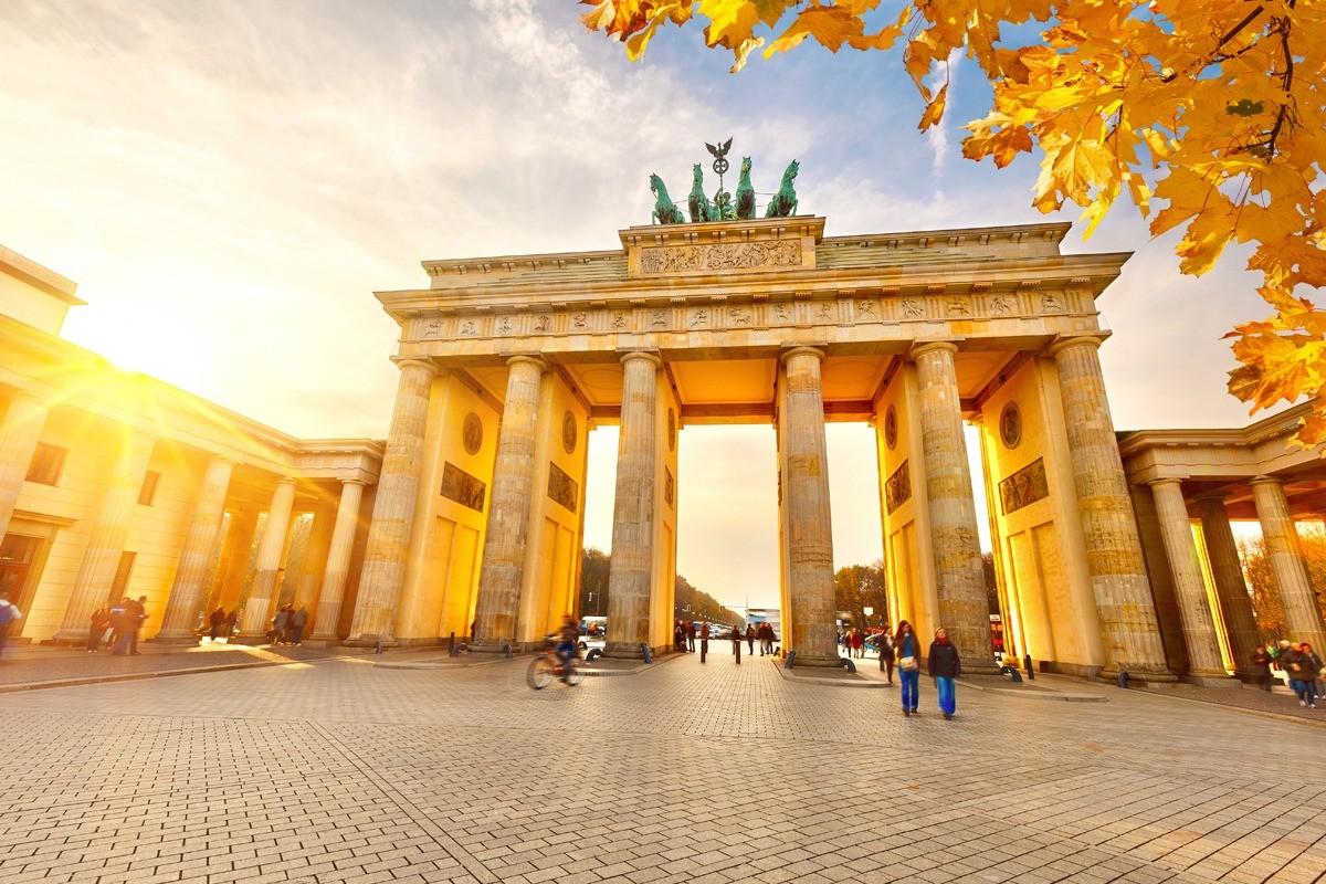 Берлин - один из самых живых и уютных городов Европы