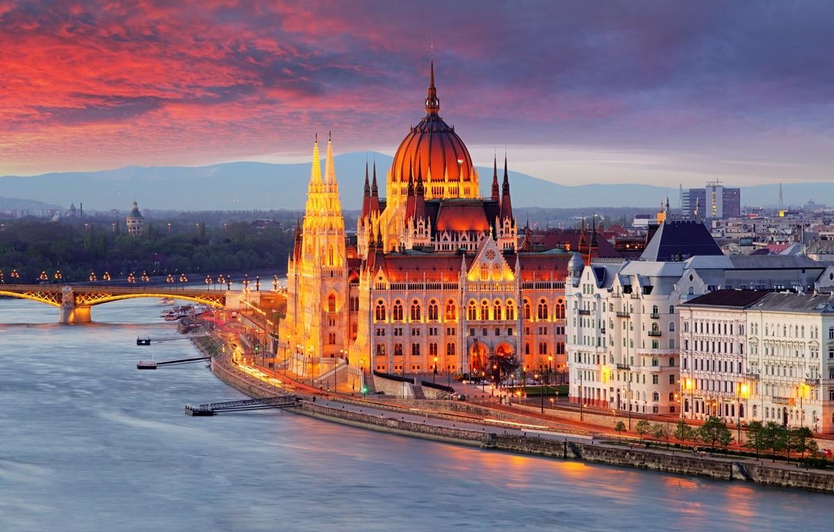 Здание Парламента – готическая жемчужина Будапешта