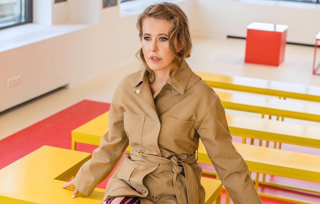 Ксения Собчак станет мамой во второй раз