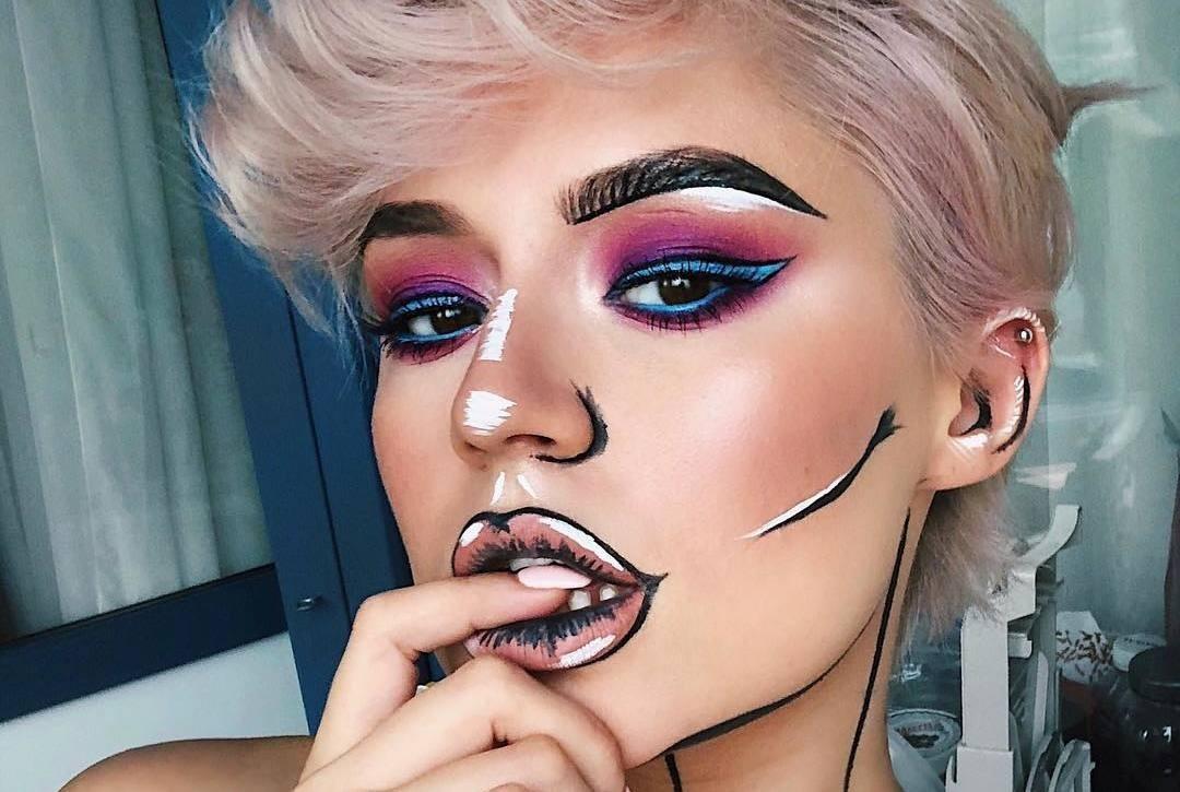 Топ-10 странных трендов в макияже, которые лучше не повторять