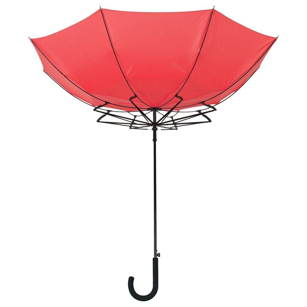 Зонт с системой «антиветер»