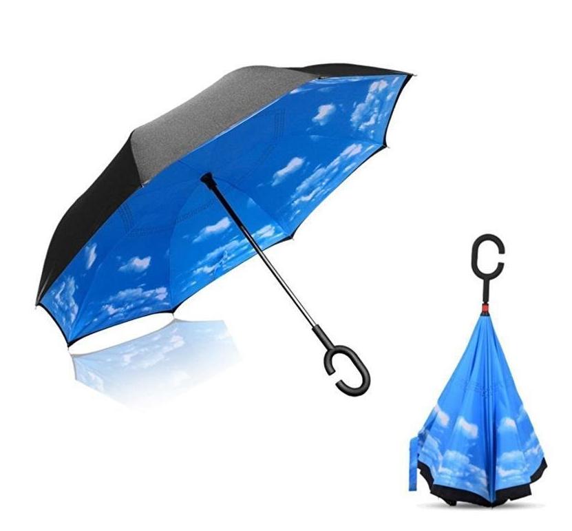 «Мечтательный» зонт
