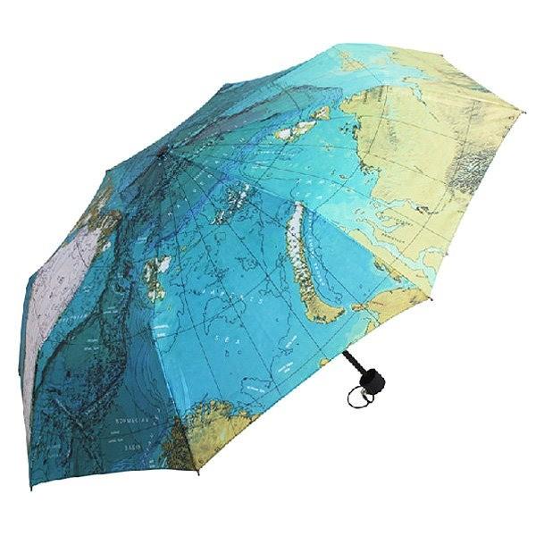 «Интеллектуальный» зонт