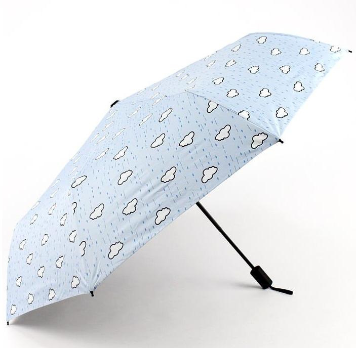 Зонт с яркими принтами