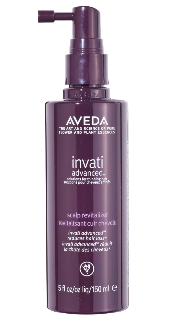 Сыворотка сэкстрактами женьшеня икуркумы против выпадения волос Invati Advanced Aveda, 5640 руб.
