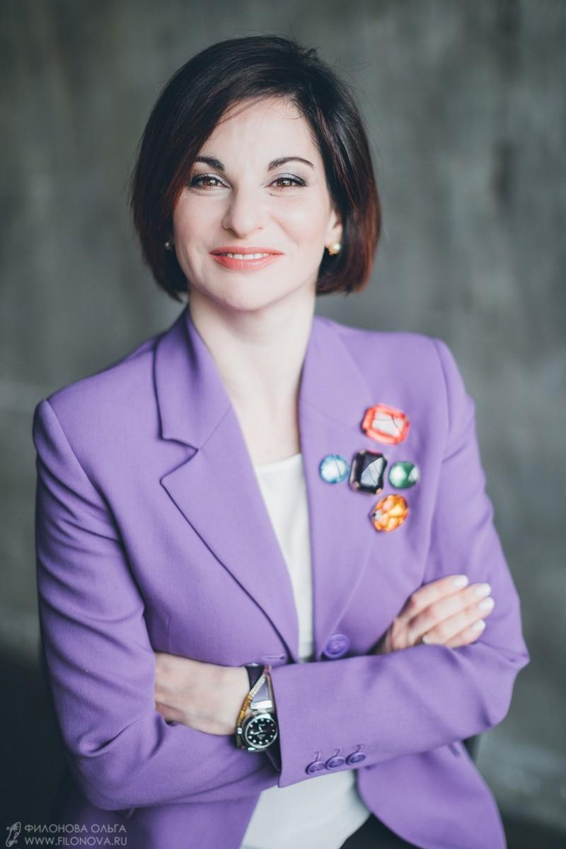 Анна Хасина