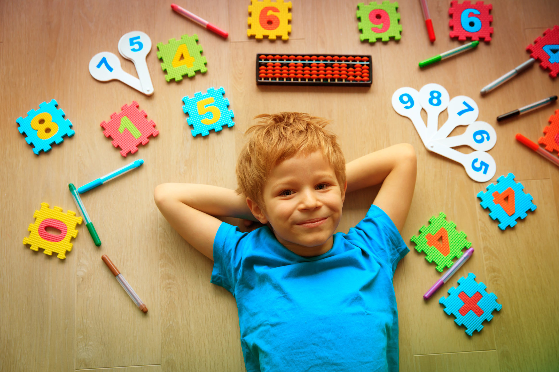 Ментальная арифметика для детей – стать быстрее калькулятора