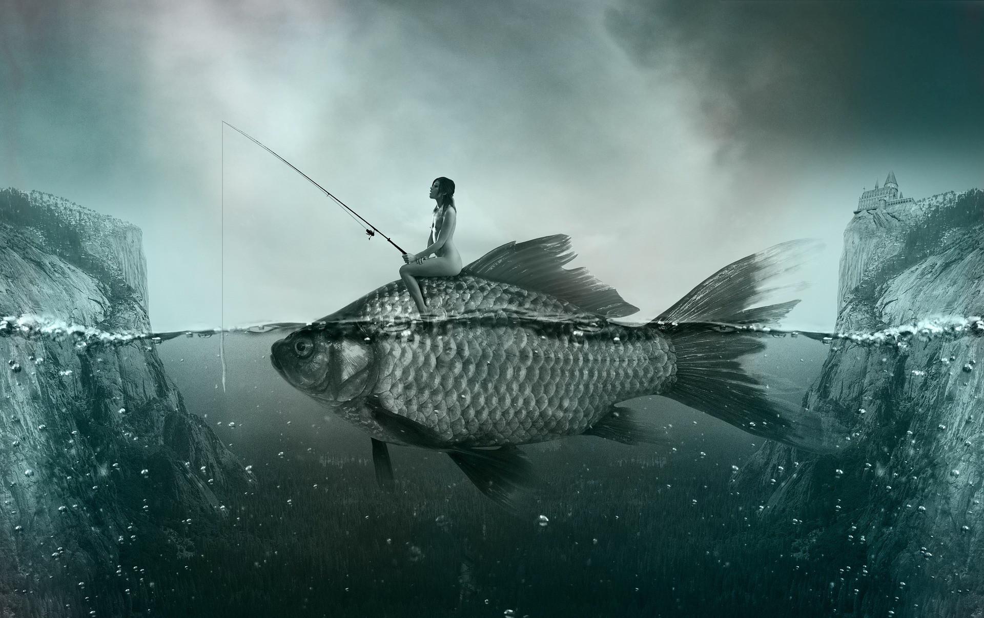 Это самый древний и самый верный признак возможной беременности. Правда, многое зависит еще и от сюжета сна. Если ты ловишь рыбу, покупаешь, видишь, как она растет, увеличивается в размер...