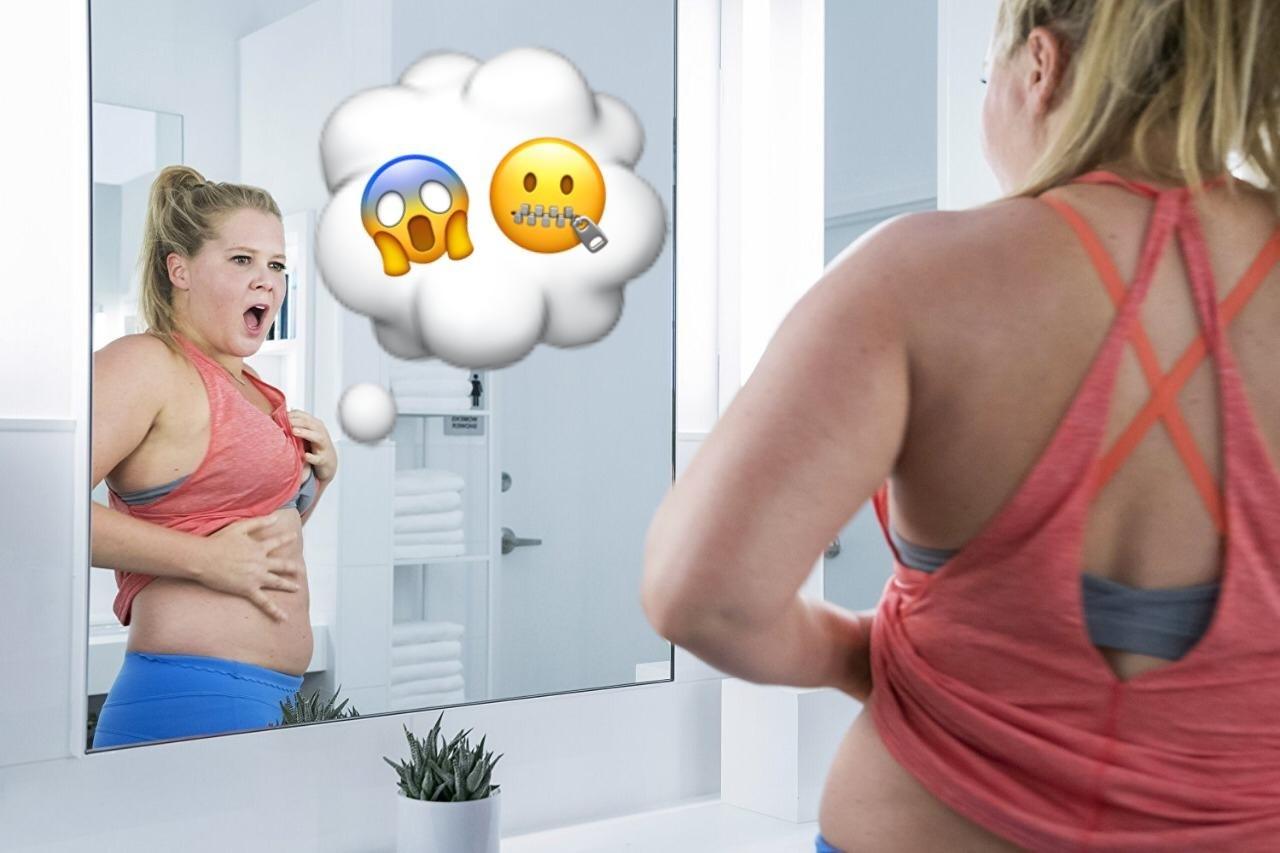 8 психических причин, почему ты имеешь лишний вес