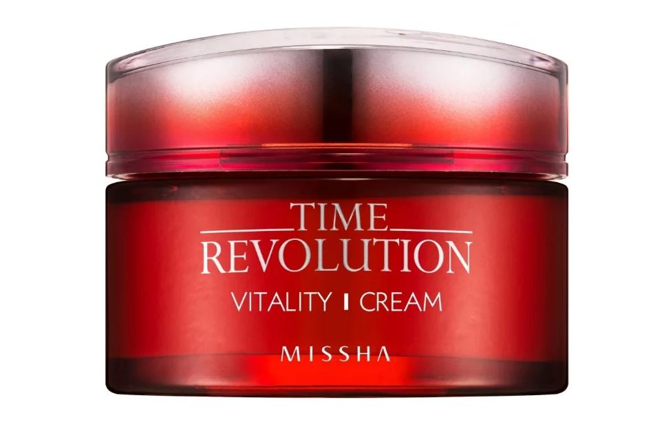 Крем Missha Time Revolution Vitality