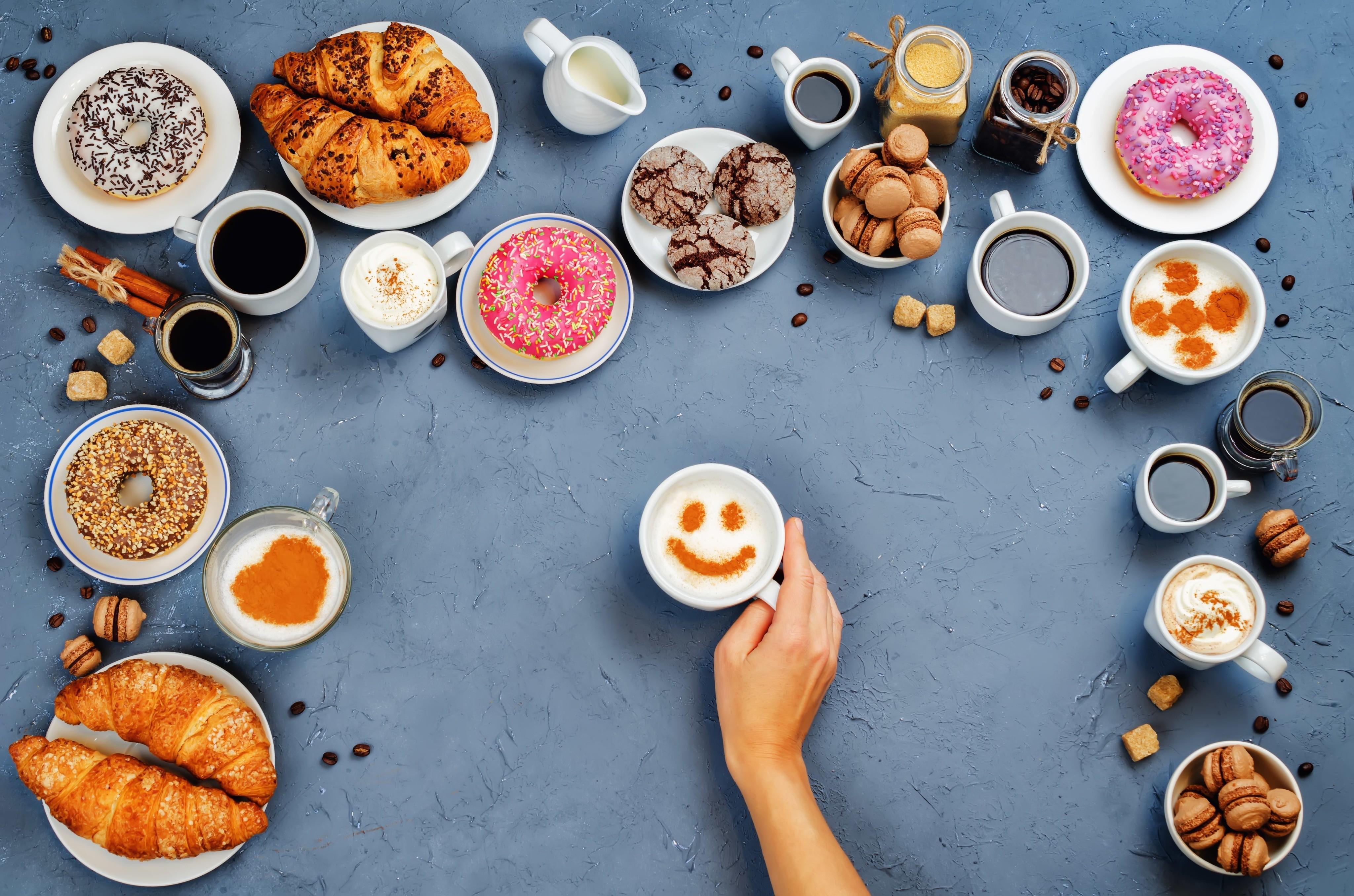 С чем вкуснее всего пить капучино и эспрессо? Топ-5 продуктов