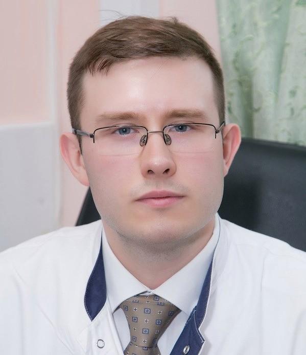 Кирилл Глибко, Городская Клини&...