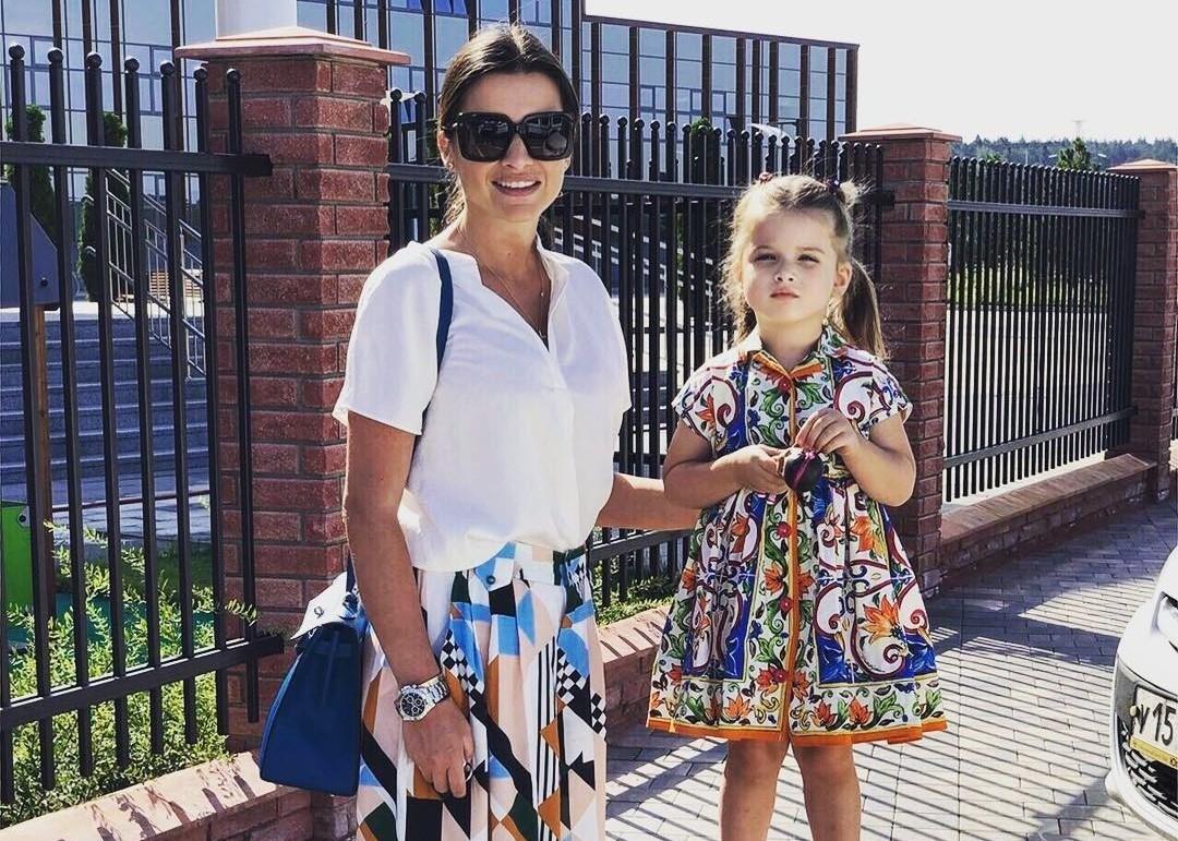 «На заметку мамам»: Ксения Бородина рассказала, как ее младшая дочь адаптировалась к саду