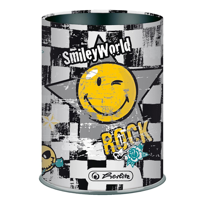 Подставка дляручек Herlitz SmileyWorld Rock, 95, 90 руб.