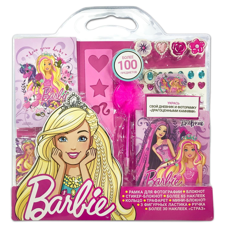 Набор подарочный Mattel Barbie большой, 1299 руб.