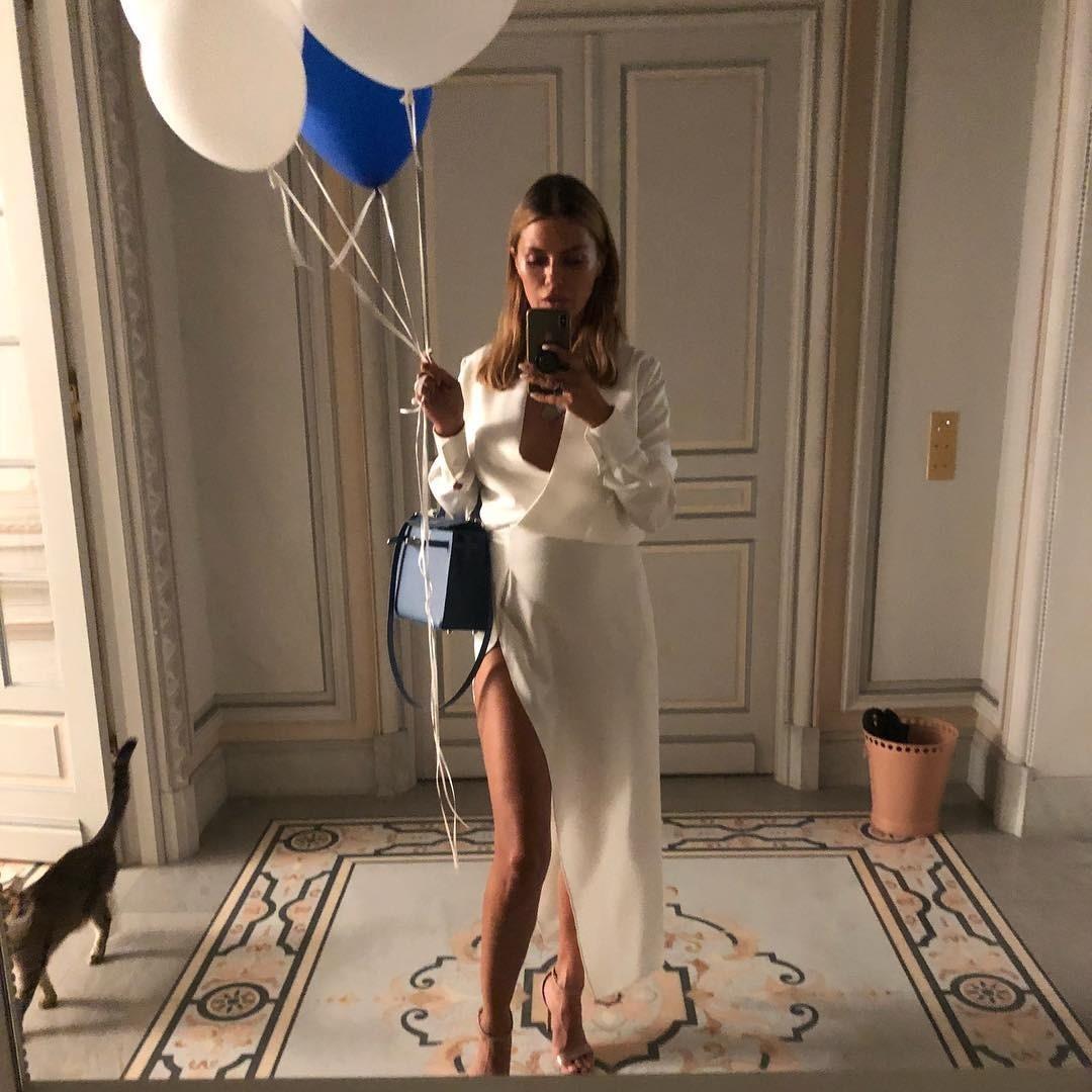 Фотография Виктории Бони в ее Instagram